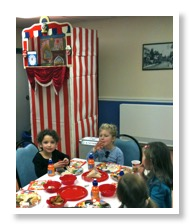 punch and judy children's party