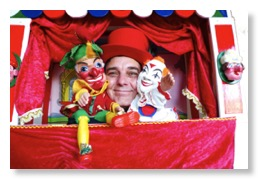 punch and judy professor